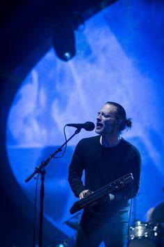 Thom Yorke - #Radiohead live at Northside Festival, 2017 - By Steffen Jorgensen