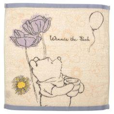 Pooh washcloth