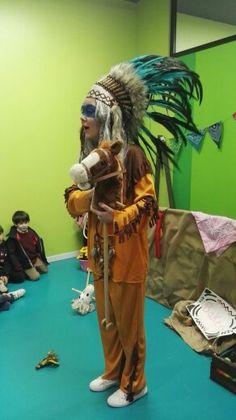 Virginia jefe indio