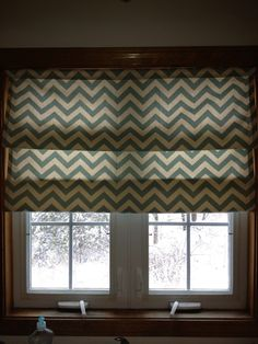 Contempo Curtains Zig Zag Tier Curtain Color Green Size 36 H X 48 W And Products