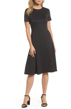 5e34e60c3d13 FOREST LILY Midi Bell Dress available at #Nordstrom Belle Dress, Nordstrom  Dresses, Dress