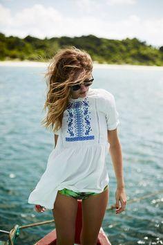 フーコック島をセーリング   FashionLovers.biz
