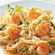 Find more healthy and delicious diabetes-friendly recipes like Coconut Rice Noodles With Shrimp and Peas on Diabetes Forecast®, the Healthy Living Magazine.