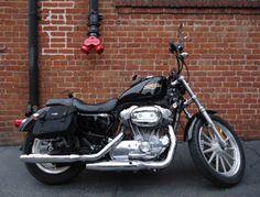 Harley Davidson 883 Sportster - Dubbelju Harley Davidson Motorcycle Rentals