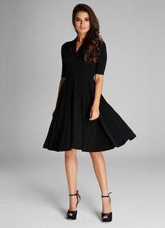 Laranor Yaka Detaylı Elbise Online Satın Al | Laranor | Markafoni