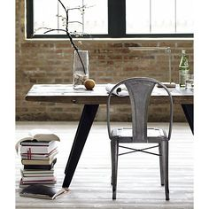 Beau Lyle Metal Dining Chair