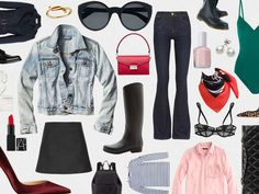 Which fashion staple could you NOT live without?