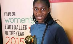 Ex- Super Eagles keeper Idah Peterside has congratulated Super Falcons forward Asisat Oshoala for winning the African Womens player of the year prize for the third time.  Oshoala23 beat Cameroons Gabrielle Aboudi and Chrestina Kgatlana of South Africa at an event organised by the Confederation of African Football (CAF) in Accra Ghana on Thursday.  Peterside told newsmen on the telephone from Johannesburg South Africa on Friday the Oshoalas award was a victory for Nigerian football.   We are…
