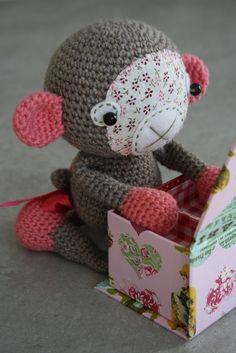 Little monkey from Lilleliis