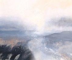 Surface Light 50x60cm Oil on canvas Felicity Keefe #felicitykeefe #landscape #landscapepainting #abstractlandscape #seascapes #art #artist #fineart #contemporaryart