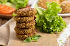 Carrot, Hemp Seed and Nut Burgers with Fresh Tomato and Pineapple Salsa | Christine Bailey – Media Nutritionist and Chef