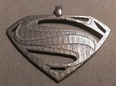 Man Of Steel Insignia by Dimensionals
