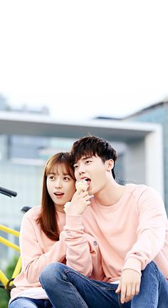 The Premium Vitamin. Non GMO, all organic. Han Hyo Joo Lee Jong Suk, Lee Jong Suk Cute, Jung Suk, Lee Jung, W Korean Drama, Korean Drama Movies, Korean Actors, Kpop Couples, Cute Couples