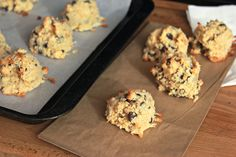 Coconut Flour Chocolate Chip Cookies | saraheatsaustin