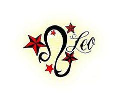 Leo tattoo idea but instead of Leo, I will add Paula