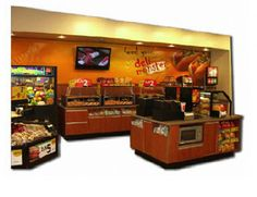 Handy Store Fixtures Fast Food Modular For Convenience Stores Convenience Store Fixtures