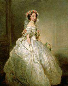La gran duquesa Alice de Hesse, nacida princesa del Reino Unido. The Royal Collection