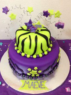 Rockstar Cake ideas