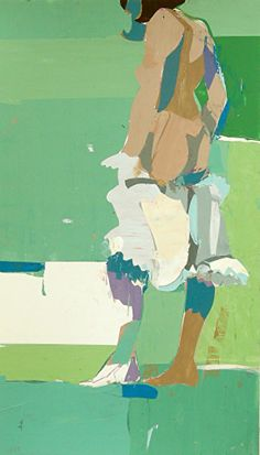 Figure Painting 61 by Kim Frohsin ~ x