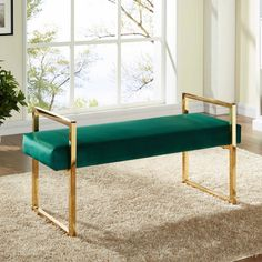 Found it at Wayfair - Olivia Upholstered Bedroom Bench