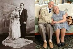 """"""" Hey Marie -Look at this couple -been married 81 years 💖💙💑💏👫Aww how lovely 💋"""" Growing Old Together, Old Couples, Silly Faces, People Fall In Love, Still In Love, Les Sentiments, Faith In Humanity, Love And Marriage, Marriage Vows"""