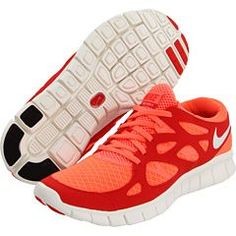 Nike Free Run+2