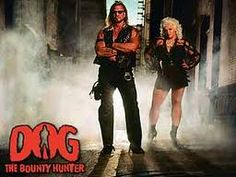 Beth. Mrs. Dog the Bounty Hunter.  They are so  cool! If I would definitely use them to bail out of jail