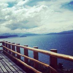 #bariloche #argentina #lago #lake #beautiful... - Just believe & hold on
