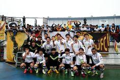 현대오일뱅크 K리그 챌린지 2014 준플레이오프 광주FC vs 강원FC 골장면