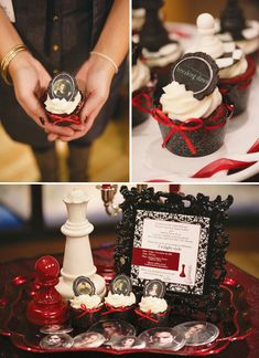 Utah Events by Design: Twilight Dessert Table + Character Guessing Game
