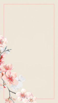 Flowery Wallpaper, Flower Background Wallpaper, Cute Wallpaper For Phone, Flower Phone Wallpaper, Pastel Wallpaper, Cute Wallpaper Backgrounds, Flower Backgrounds, Art Background, Cute Wallpapers