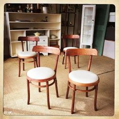 ANOUK offers an eclectic mix of vintage/retro furniture & décor.  Visit us: Instagram: @AnoukFurniture  Facebook: AnoukFurnitureDecor   January 2016, Cape Town, SA. Retro Furniture, Furniture Decor, January 2016, Cape Town, Retro Vintage, Dining Chairs, Photo And Video, Facebook, Instagram