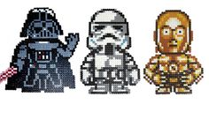 Star Wars - Hama Beads