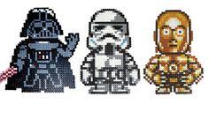 Star Wars - Hama Beads