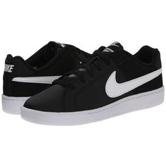Nike Court Royale Women's Classic Shoes ($55) ❤ liked on Polyvore featuring shoes, athletic shoes, lace up shoes, patterned shoes, nike footwear, nike and vegan shoes