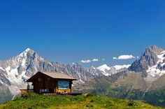 The 105-mile Mont Blanc trail through Italy, France and Switzerland