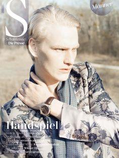 Gucci Cover - Schaufenster Die Presse Austria, March 2014