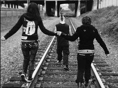 All of us walking away