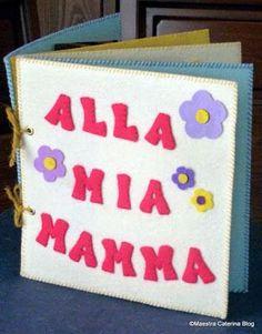Maestra Caterina - Festa della mamma: Album dei ricordi
