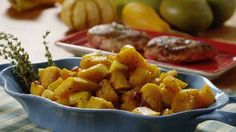 Mango, Bacon, and Butternut Squash Hash  Allrecipes.com