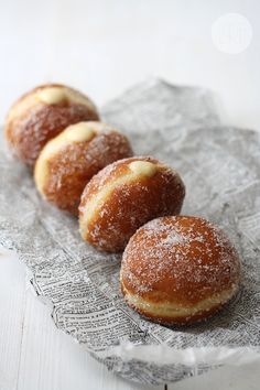 Doughnuts. Made half recipe I reduced sugar to 40 gram and add a pinch of salt taste was great for me who don't like too sweet.