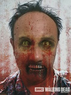 My zombie face