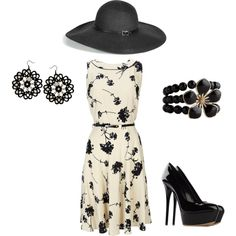 kentucky derby, created by taja1722 on Polyvore