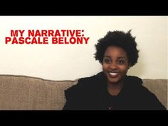 My Narrative: Pascale Belony - YouTube