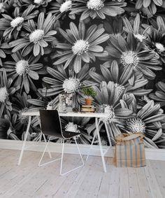 Hey,+look+at+this+wallpaper+from+Rebel+Walls,+Little+Flowers!+#rebelwalls+#wallpaper+#wallmurals