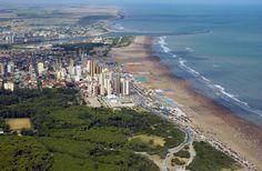 Necochea, a 120 kilómetros de Mar del Plata