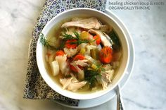 Healing Chicken Soup