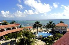 Sun Breeze Hotel, Ambergris Caye, Belize...I want to go back.  Alone.  :)
