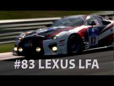 ニュル24時間耐久レース2012 予選・決勝ダイジェスト