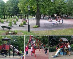 Stockholm Humlegårdsparken
